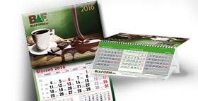kalendarz Biaform 2016