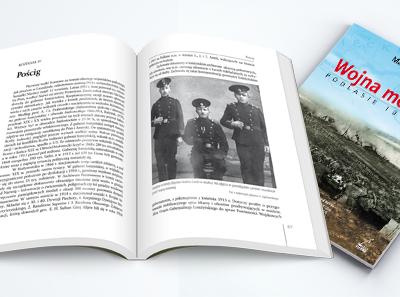 Książka Wojna Mocarstw