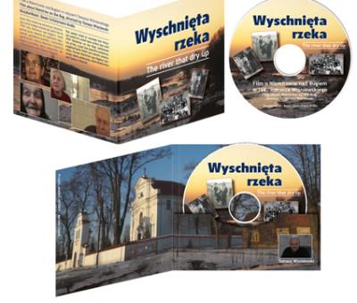 zestaw DVD + okładka